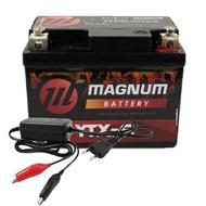 Magnum แบตเตอรี่มอเตอร์ไซค์ รุ่น Magnum YTX-5 พร้อมสายพ่วงต่อพัดลม DC (สามารถใช้กับมอเตอร์ไซด์และพัดลม DC ได้) ของใช้ในบ้าน มาใหม่ 2020