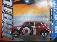 傳說級收藏卡 火柴盒 MINI 奧斯丁 1964 AUSTIN MINI COOPER