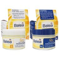 德國 Balea Q10完美緊緻活膚日霜/晚霜(50ml)【小三美日】D426734