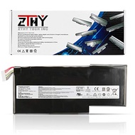 ZTHY BTY-M6K Laptop Battery for MSI Stealth Pro GS63VR 7RG 7RG-005 GF63 Thin 8RC 8RD 9SC 9SCXR 8RD-050NL 010ES GF75 Thin 3RD 8SC 8RD 8RC 8RX 9SC 9SC-088CN MS-17B4 MS-16K3 11.4V 52.4Wh 4500mAh 3Cell