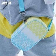 【MLB】漸層色老花小包 斜背包 手機包 Monogram系列 紐約洋基隊(32BGDQ111-50S)