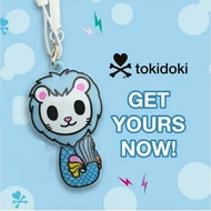 Cute Tokidoki Merlion Ezlink Charm Free Singapore Tourist Pass Gifts Limited Ed