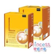 韓國 LOOKAS 9 煉乳拿鐵 Dolce Latte 30包入 / 50包入 含糖 拿鐵 咖啡 LOOKAS9