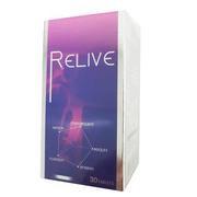 附發票【RELIVE】皇室御用高濃度白藜蘆醇(30錠、10錠/盒)