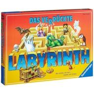 【正版桌遊】百變迷宮-德版 Labyrinth《德國維寶Ravensburger》