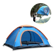 Automatic Camping Tent 3-4 Person Outdoor Camp Pop up Tent
