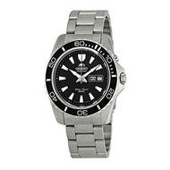 ▶$1 Shop Coupon◀  Orient Mako XI Automatic Black Dial Mens Watch FEM75001BR