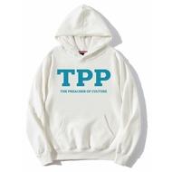 現貨 柯文哲 台灣民眾黨 TPP 文化的傳道者 帽T 民眾黨衣服 民眾黨 同系列 同款logo 白色力量 無色覺醒