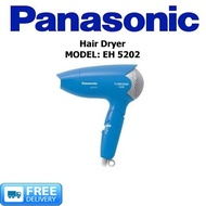 PANASONIC - Turbo-Dry Hair Dryer - 200V-240V - MODEL: EH 5202 - FREE DELVER!