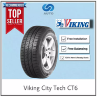 Deliver Only   Viking City Tech CT6 Car Tyre 185/65R14 205/70R15 185/65R15 195/65R15 205/65R15 165/60R13 185/60R14 185/60R15 195/60R15 165/55R14 155/70R12 175/70R13 185/70R14 195/70R14 175/65R14