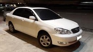 天窗版 Toyota Altis 1.8 白色 阿提斯 歐提斯 1.8L 1800c.c 1.8E 車主自售@嘉義