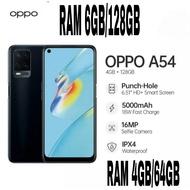 HP OPPO A54 6GB/128GB 2021  HP OPPO A54 RAM 4GB/64GB