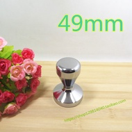 熱賣不銹鋼 壓粉器 咖啡 壓粉器 粉錘 咖啡機 手柄 實心 填壓器 51mm 57.5mm