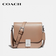 COACH Hutton Saddle Bag In Colorblock CO4280  LHTAP กระเป๋าสะพายข้าง