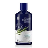 【AVALON ORGANICS】湛藍B群健髮精油洗髮精-14oz