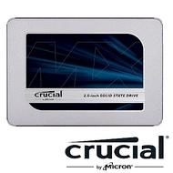 美光 Micron Crucial MX500 500G SATA TLC 2.5吋固態硬碟(讀:560M/寫:510M)