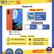 Touch n go ewallet Tng card Smart tag touch n go ✯【Ready Stock】【MY-SET】Redmi 9T FREE TNG RM40 Reload Pin❦