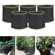 3-7 Gallon Breathable Foldable Vegetables Gardening Tools Loose Soil Seedling Pots Plant Growing Bag