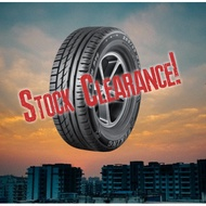 Tayar Tyre : *YEAR 2018* 205/65-15 CC6 Continental Tyre