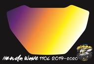 Honda Wave 110 i สติ๊กเกอร์เรือนไมล์ฮอนด้าเวฟWave 110 i 2019-2021
