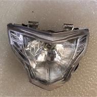 HLA-ECRIDE125 NEW HEAD LIGHT ASSY MOTORSTAR