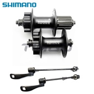 Shimano Deore FH-M525A HB-M525A 32Holes / 36 Holes 6-Bolt Disc Hub Quick Release Skewer