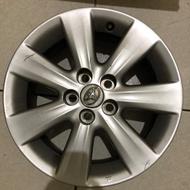 Toyota原廠15吋鋁圈