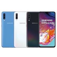 【SAMSUNG 三星】Galaxy A70 6G/128G 6.7吋(加贈-9H玻璃貼+空壓殼)