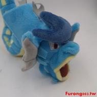 港版娃娃機5寸f蘭暴鯉龍毛絨公仔 藍色暴鯉龍娃娃玩偶 不可伸直