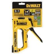 得偉Dewalt釘書機釘槍5合1多功能工具