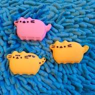 【立體造型悠遊卡fb貓悠遊卡 pusheen 改造 悠遊卡 貓咪吊飾 寶貝球DIY 胖貓 fb貓咪 客製悠遊卡 寶可夢球