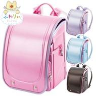 支持供型號女人的孩子使用fuwarii小學生用的雙肩背的書包2019年的豪華小型A4平地文件的協和kyowa Gran Compact Telshop Japan