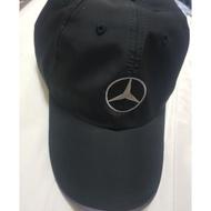 Benz 帽子 AMG 黑色/白色