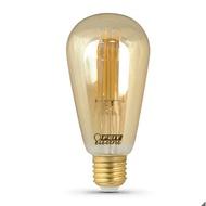 【蝦皮茉兒】宅配免運 🚚 Feit LED ST19復古仿鎢絲燈泡 4入COSTCO 好市多