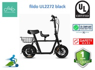 FIIDO Q1 UL2272 CERTIFIED E- SCOOTER/ LTA COMPLIANT/ FREE GIFT