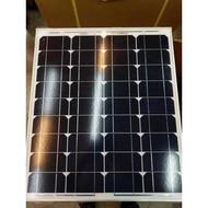 【萬池王 電池專賣】50W單晶太陽能板