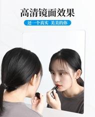 Water Mirror Sticker Self-adhesive Soft Mirror Sticker