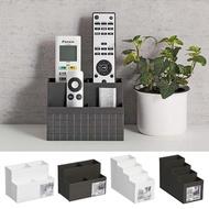 【日本inomata】多用途桌上收納盒(遙控器 化妝品 文具收納)