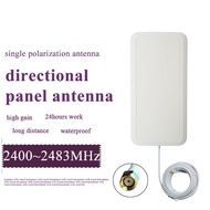 wifi outdoor antenna 18dBi 2.4ghz wifi antenna directional single panel antenna for wifi wireless phone signal booster
