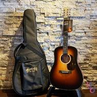 現貨免運 贈千元配件 最新款 Martin DJR 10 Burst 夕陽 漸層色 全單板 38吋 旅行 木 民謠 吉他