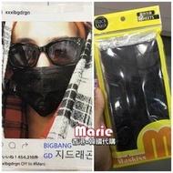 韓星配戴口罩 GD、TOP、大成、CL、李起光、銀赫、厲旭