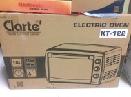 Clarte Electric Oven KT-122