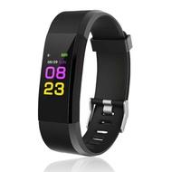 心率手環 彩屏智慧血壓手環心率運動睡眠監測血氧手錶小米3代防水計步華為MKS 夢藝家