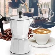 hot lights4u หม้อต้มกาแฟสด เครื่องชงกาแฟเอสเพรสโซ่ มอคค่า กาต้มกาแฟสด เครื่องชงกาแฟสด เครื่องทำกาแฟ แบบปิคนิคพกพา ทำกาแฟสดทานได้ทุกที หม้