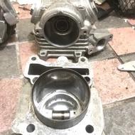 Rs cuxi Qc 化油版 原廠缸頭,原廠汽缸,61汽缸