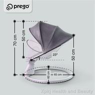 ﹊℡Prego Feather-X Smart Baby Electric Swing Auto Cradle Touch Screen Leaf Buaian Elektrik Ayunan