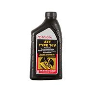 TOYOTA專用自排油ATF-Type T-IV  【大潤發】