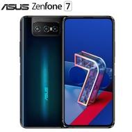 ASUS ZenFone 7 ZS670KS (8G/128G) 6.67吋翻轉三鏡頭智慧手機-宇曜黑