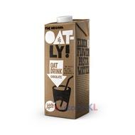Oatly Chocolate Oat Milk 1L (100% Vegan)