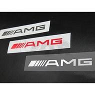 Benz 賓士 AMG 各式貼紙 車 車身(註明你要哪一種貼紙)